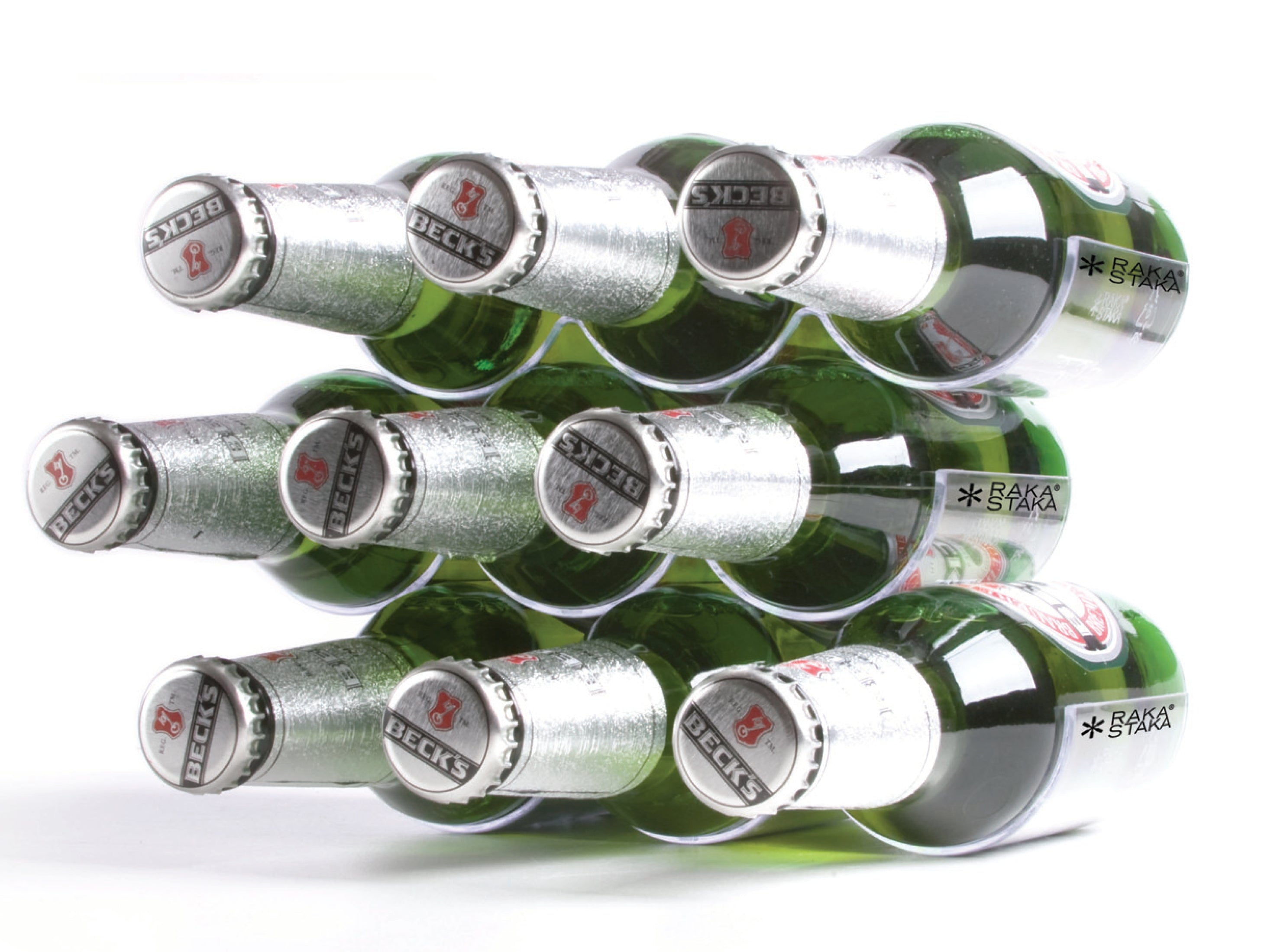 Beer Bottle Stacker