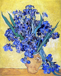 A Still Life with Irises by Vincent Van Gogh - Hand Painted Oil Painting