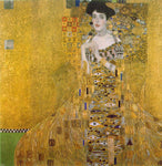 Adele Bloch-Bauer I by Gustav Klimt - Hand Painted Oil Painting