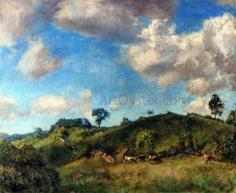 Charles Harold Davis A Clearing - Hand Painted Oil Painting