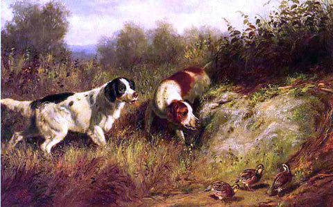 Arthur Fitzwilliam Tait A Close Point - Hand Painted Oil Painting