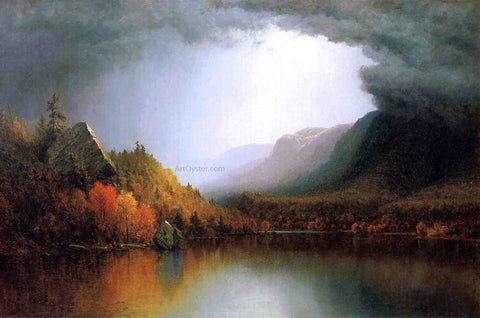 Sanford Robinson Gifford Coming Storm - Hand Painted Oil Painting