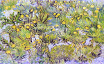 Vincent Van Gogh Field of Yellow Flowers - Hand Painted Oil Painting