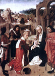 Geertgen Sint Jans Adoration of the Kings - Hand Painted Oil Painting