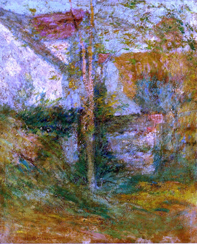 John Twachtman Afternoon Shadows - Hand Painted Oil Painting