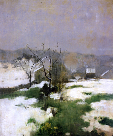 John Twachtman An Early Winter - Hand Painted Oil Painting