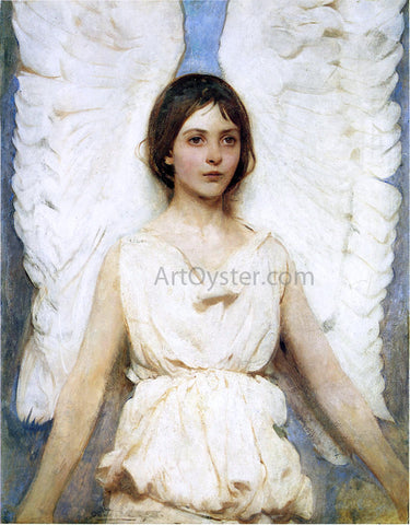 Abbott Handerson Thayer Angel - Hand Painted Oil Painting