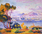 Henri Edmond Cross Antibes, Afternoon - Hand Painted Oil Painting