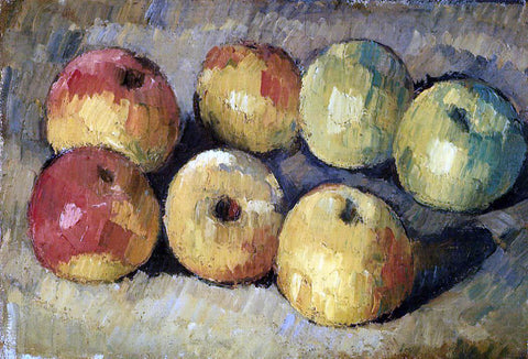 Paul Cezanne Apples - Hand Painted Oil Painting