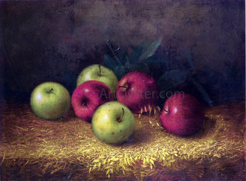 Charles Ethan Porter Apples on the Ground - Hand Painted Oil Painting