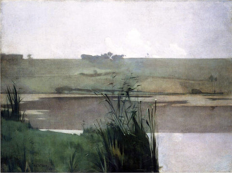 John Twachtman Arques-la-Bataille - Hand Painted Oil Painting
