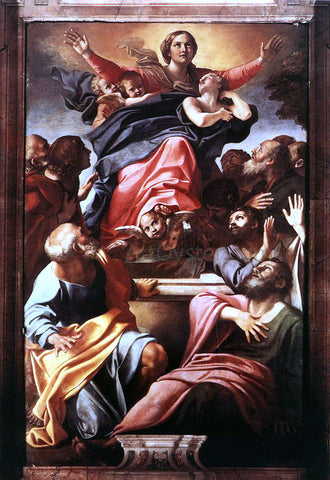 Annibale Carracci Assumption of the Virgin Mary - Hand Painted Oil Painting