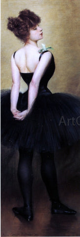 Louis-Robert Carrier-Belleuse Ballerina - Hand Painted Oil Painting