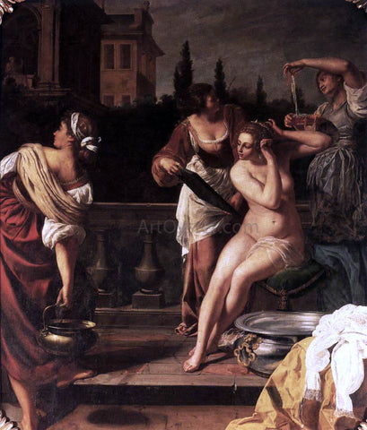 Artemisia Gentileschi Bathsheba - Hand Painted Oil Painting