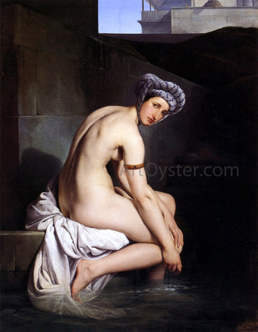 Francesco Hayez Bathsheba - Hand Painted Oil Painting