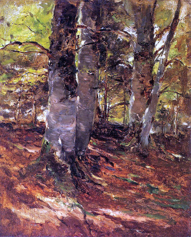 Frank Duveneck Beachwoods at Polling - Hand Painted Oil Painting
