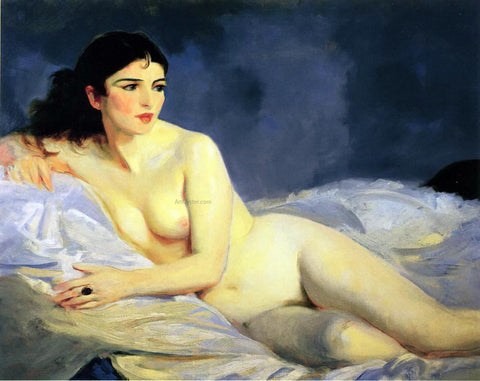 Robert Henri Betalo, Nude - Hand Painted Oil Painting