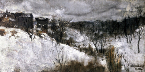 John Twachtman Bloody Run - Hand Painted Oil Painting