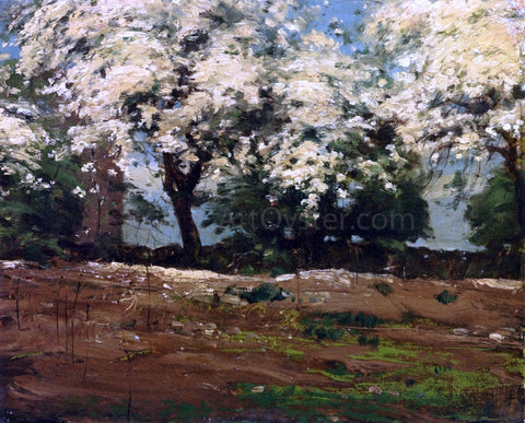 Frederick Childe Hassam Blossoms - Hand Painted Oil Painting