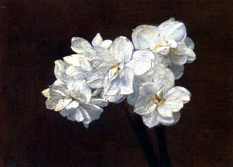 Victoria Dubourg Fantin-Latour Bouquet de Narcisses - Hand Painted Oil Painting