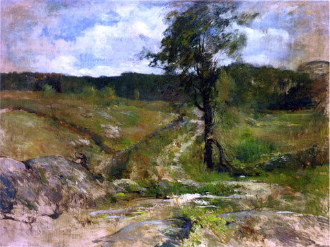 John Twachtman Branchville - Hand Painted Oil Painting
