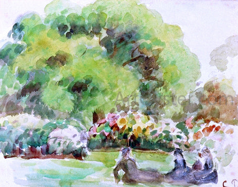 Camille Pissarro Cagnes Landscape - Hand Painted Oil Painting