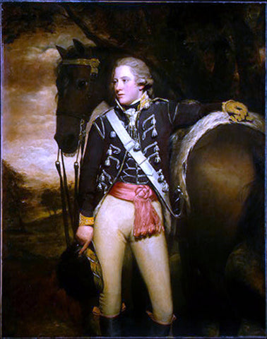 Sir Henry Raeburn Captain Patrick Miller - Hand Painted Oil Painting