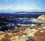 Guy Orlando Rose A Carmel Seascape - Hand Painted Oil Painting