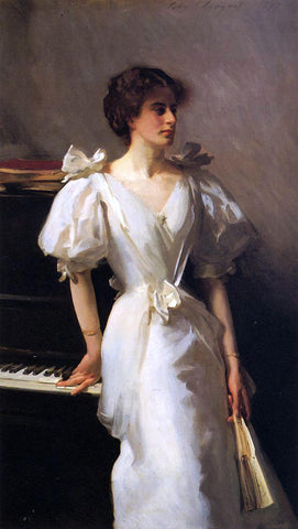 John Singer Sargent Catherine Vlasto - Hand Painted Oil Painting