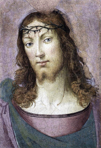 Fra Bartolomeo Christ Crowned with Thorns - Hand Painted Oil Painting