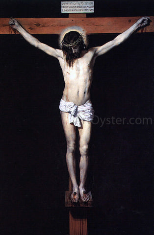 Diego Rodriguez De Silva Velazquez Christ on the Cross - Hand Painted Oil Painting