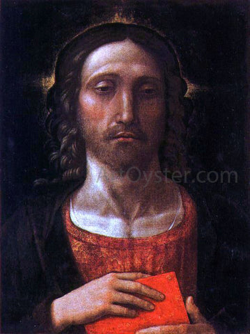 Andrea Mantegna Christ the Redeemer - Hand Painted Oil Painting