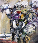 Lovis Corinth Chrysanthemms and Calla - Hand Painted Oil Painting