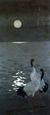 Enrique Simonet Lombardo Cisnes - Hand Painted Oil Painting