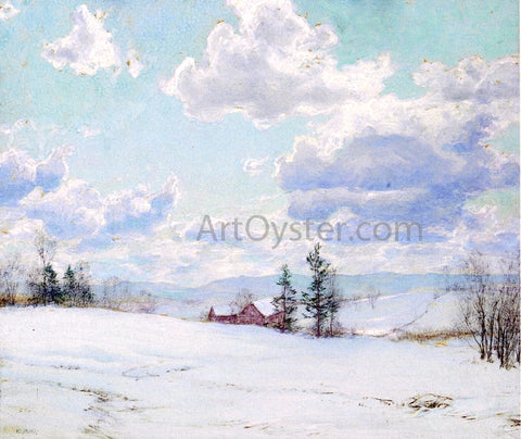 Walter Launt Palmer Cloud Shadows - Hand Painted Oil Painting