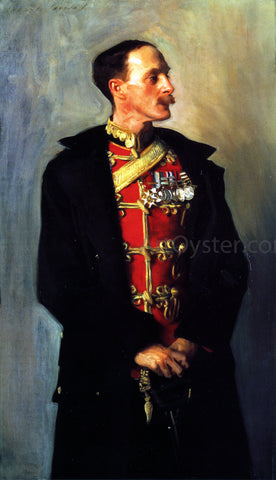 John Singer Sargent Colonel Ian Hamilton - Hand Painted Oil Painting