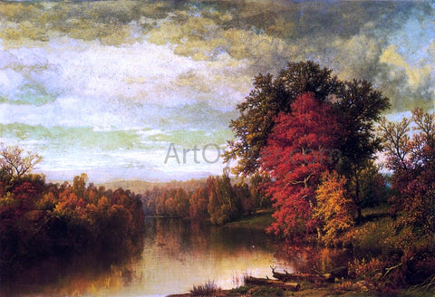 William Mason Brown Color of the Fall - Hand Painted Oil Painting
