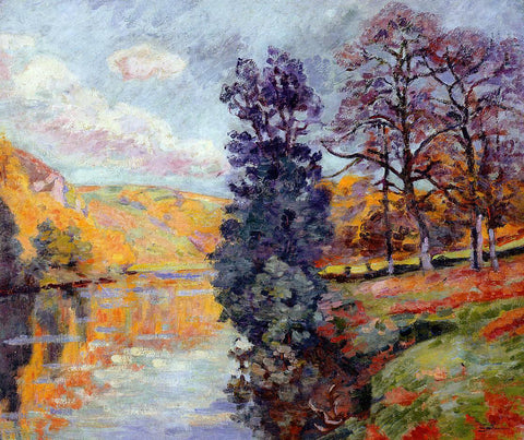 Armand Guillaumin Crozant - Echo Rock - Hand Painted Oil Painting