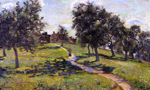 Armand Guillaumin Damiette - Apple Trees - Hand Painted Oil Painting