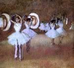 Edgar Degas Dance Rehearsal in theStudio of the Opera - Hand Painted Oil Painting