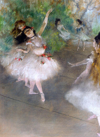 Edgar Degas Dancers - Hand Painted Oil Painting