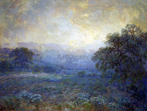 Julian Onderdonk Dawn in the Hills - Hand Painted Oil Painting