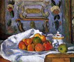 Paul Cezanne Dish of Apples - Hand Painted Oil Painting
