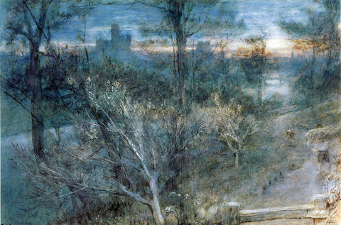 Albert Goodwin Durham - Hand Painted Oil Painting