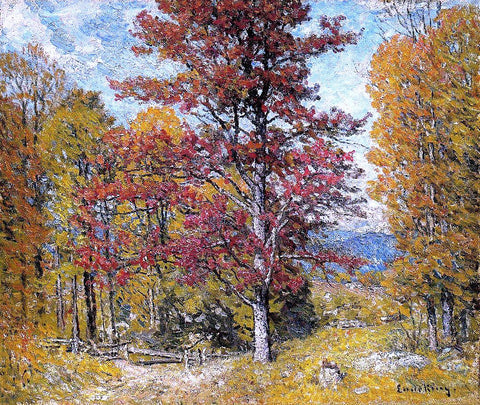 John Joseph Enneking Early Autumn - Hand Painted Oil Painting