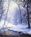 Walter Launt Palmer Early Snow - Hand Painted Oil Painting