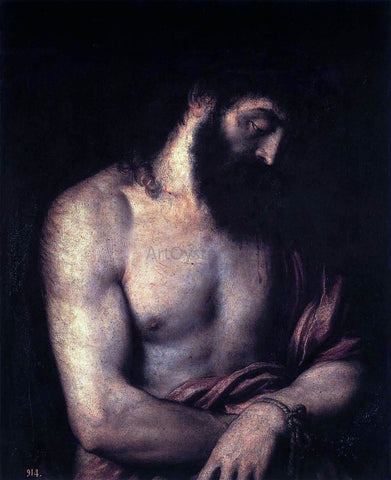 Titian Ecce Homo - Hand Painted Oil Painting