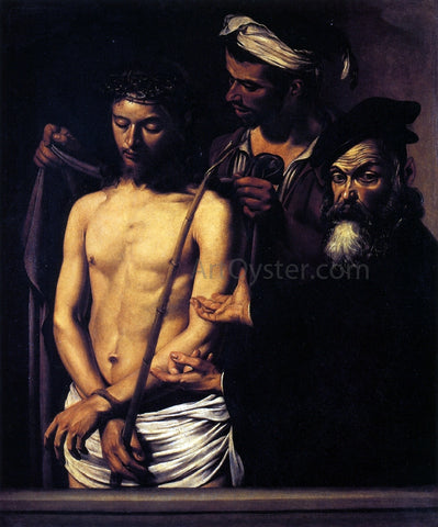 Caravaggio Ecce Homo - Hand Painted Oil Painting