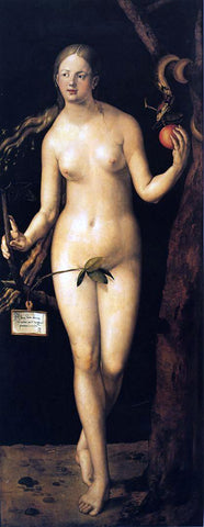 Albrecht Durer Eve - Hand Painted Oil Painting