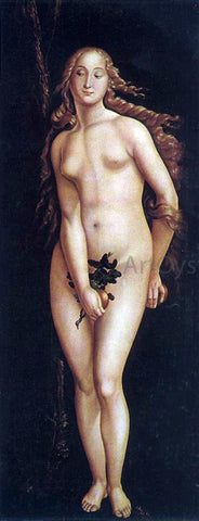 Hans Baldung Eve - Hand Painted Oil Painting